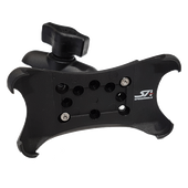 SpeedAngle Bracket with Ram Short Double Arm + Diamond Base