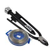 Ballards Lock Wire Grip Pliers Tool & Lock Wire Kit