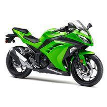 Kawasaki Ninja 300 and Z300 [2013 - Current] Engine Case Cover Set
