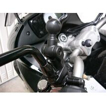 "RAM Motorcycle Twist and Tilt™ Pivot Base with 1"" Ball RAM-B-360U"