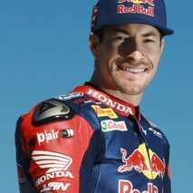 Nicky Hayden Sticker [110mm x 60mm]