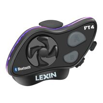 Lexin FT4 Bluetooth Headset Single