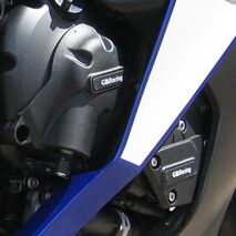 GBRacing Crash Protection Bundle (Race) for Yamaha YZF-R6 2006 - Current