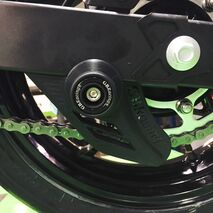 Kawasaki Universal Lower Chain Guard Assembly