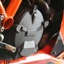 GBRacing Gearbox / Clutch Cover for KTM RC8 and RC8 R