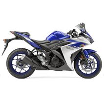 Bonamici Racing Yamaha YZF-R3 / YZF-R25 Rear Sets 2015 - 2018