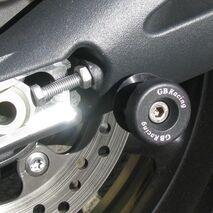 GBRacing 8mm Paddock Stand / Swingarm Crash Bobbin Set for Triumph