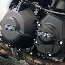 GBRacing Engine Case Cover Set for Kawasaki Z1000 Ninja 1000