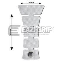 Eazi-Grip PRO Centre Tank Pad E 142mm x 290mm, Clear or Black