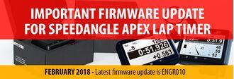 Speedangle Firmware Update