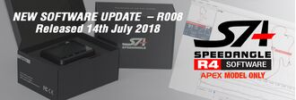 Speedangle R4 Software