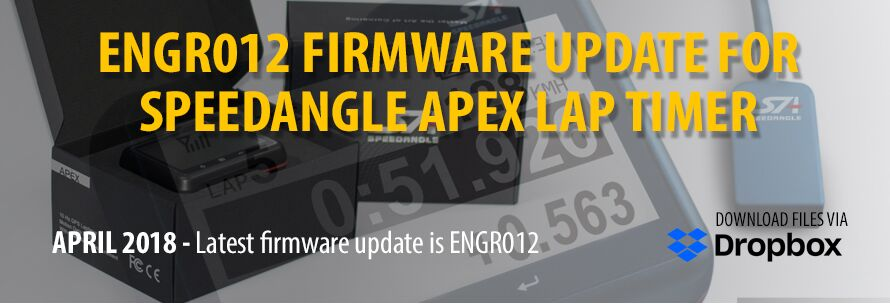 Speedangle Firmware Update